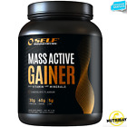 Self Active Whey Mass Gainer 2 kg Mega Anabolico Completo con Proteine