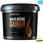 Self Active Whey Mass Gainer 4 kg Mega Anabolico Completo con Proteine