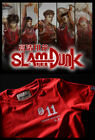 Slam Dunk Hanamichi Sakuragi No.10 T-Shirt Sweater Red Cosplay