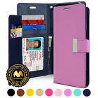 for Galaxy S8+ Plus Case, GOOSPERY Rich Diary Synthetic Leather Cover Wallet