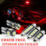 10x Bulbs For VOLKSWAGEN POLO MK5 6R INTERIOR PACKAGE XENON RED LED LIGHT KIT