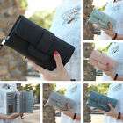 Kyпить Women Leather Bifold Wallet Clutch Card Holders Lady Purse Long Handbag бумажник на еВаy.соm