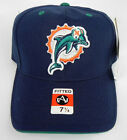 MIAMI DOLPHINS NFL VINTAGE FITTED SIZED AMERICAN NEEDLE CAP HAT NEW! DEADSTOCK