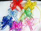 5cm small Pull bows Wedding Car Decorations Xmas Gift Wrapping party Floristry