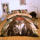 Cool Cat Animal Single Queen King Size Quilt/Duvet/Doona Cover Set Sheet Fitted