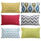 30x50 Pillow Case Beautiful Home Decor Cotton Cushion Cover Throw Pillowcase New