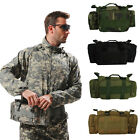 Army Military Tactical Waist Day Pack Shoulder Bag Molle Hiking Camping Pouch