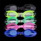 New Anti Fog UV Swimming Goggle Adjustable Glasses With Nose Clip+Ear Plug~FFR
