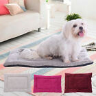 Super Soft Pet Mat Puppy Dog Cat Placemat Max Care Cushion Warm Bed 3 Colors New