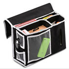 Waterproof Oxford Storage Bag Bed Hanging Magazine Books Hol