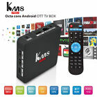 KM8 Pro 4K Smart TV Box Amlogic S912 Octa core Android 6.0 8G/16G 2.4G/5G Wifi