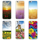 COLORFUL WORLD FLOWER CASE COVER FOR IPHONE 5C 6 7PLUS SAMSUNG NOTE4 5 CHARIS