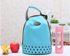 Thermal Insulated Lunch Container Box Tote Cooler Bag Pouch Food Storage Bags p0