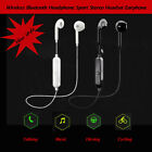 Bluetooth 4.1 Wireless Stereo Earphone Earbuds Sport Headset  For iPhone CHE