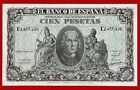 XF, 100 Pesetas, 1940 '' Colon '' Serial C, SPAIN