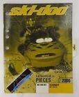 Ski-Doo 2000 Summit 600, 600 SB Factory Parts Catalog Book Manual 484 400 061