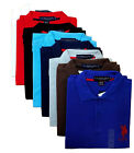 Men's Short Sleeve 100% Cotton Small Pony EX-US Polo Assn T Shirt RRP $69.00