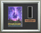 PHANTASM    Angus Scrimm - A. Michael Baldwin   FRAMED MOVIE FILMCELLS