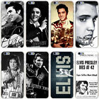 Elvis Presley King of Rock and Roll Hard Plastic Case For iPhone