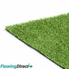 Budget Artificial Grass   Cheap Astro Lawn Plastic Turf   7mm Thick