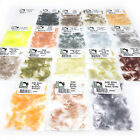 CDC OILER PUFFS - Fly Tying Cul de Canard Feathers by Hareline 20+ Colors NEW!