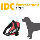 IDC Powerharness Size 2 Julius-K9 Dog Harness Made in Germany VARIOUS COLOURS