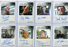 Star Trek Voyager Autograph & Costume Card Selection NM  Rittenhouse Aliens on eBay