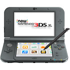 New Nintendo 3DS XL (New Black) - REFURBISHED BY NINTENDO - Warranty Included