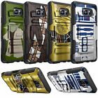 For [Samsung Phones] Armor Holster Cover with Kickstand Rugged Cover Star Wars $17.99 USD