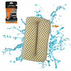 Two Sided Bug and Tar Sponge PREMIUM INSECT SCRUBBER PAD RESIDUE LUXURY Mr Kleen