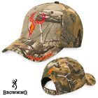Browning Hells Canyon Camo Hunting Hat Cap - Realtree or Mossy Oak - NEW!