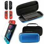 HoT For Nintendo Switch Bag Case / Screen Protector / Card Box / Cap Accessories
