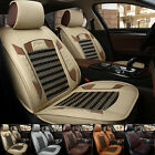 Bring For Universal 5 Seats 5 Colors Car Seat Cover C37LJ PU Leather Protector