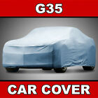Fits INFINITI G35 CAR COVER   Ultimate Full Custom Fit All Weather Protection