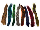SQUIRREL TAIL - Hareline Jig & Fly Tying Dyed Streamer Hair & Fur Material NEW!