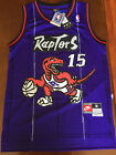 Vince Carter 15 Toronto Raptors Swingman Basketball Jersey Mens Purple NWT