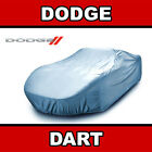 [DODGE DART] CAR COVER - Ultimate Full Custom-Fit All Weather Protection $99.96 USD on eBay