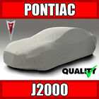[PONTIAC J2000] CAR COVER - Ultimate Full Custom-Fit All Weather Protection