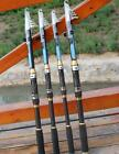 2017 Latest Carbon Telescopic Fishing Rod Pole Sea Saltwater Freshwater Fishing