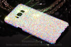 Handmade Bling Austria Crystal Case Phone Cover For Samsung Galaxy S8 S8 Plus