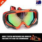 Winter Skiing Protect Goggles Snowboard Snow Spherical Tint Len UVWinter Sports