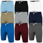 Mens Chino Shorts by Stallion Summer Cargo Combat New Casual Cotton Half Pant