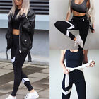 Women High Waist Yoga Fitness Leggings Gym Stretch Sports Workout Pants Trousers