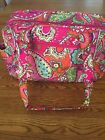 NWT Vera Bradley MAKE A CHANGE BABY BAG large diaper bag w changing pad RARE HTF