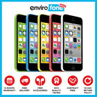 Apple iPhone 5C 8GB 16GB 32GB Unlocked Sim Free Refurbished Smartphone <br/> FREE 12 MONTH WARRANTY - FREE ACCESSORIES - 100% TESTED