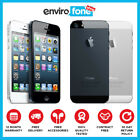 Apple iPhone 5 16GB 32GB 64GB Unlocked Sim Free Refurbished Smartphone