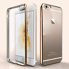 Luxury Quality Gold TPU Soft Clear Case Cover For Iphone 6 6s {RF]225