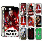 Star Wars The Last Jedi Phone Case Cover For Iphone X/5se/6/7/8 plus $7.46 CAD on eBay