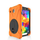 Rotating Case Cover Protection For Samsung Galaxy Tab E 8.0 8-Inch T377 Tablet