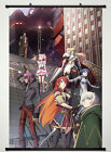 Wall Scroll Poster Fabric Printing for Anime Re:CREATORS Key Roles